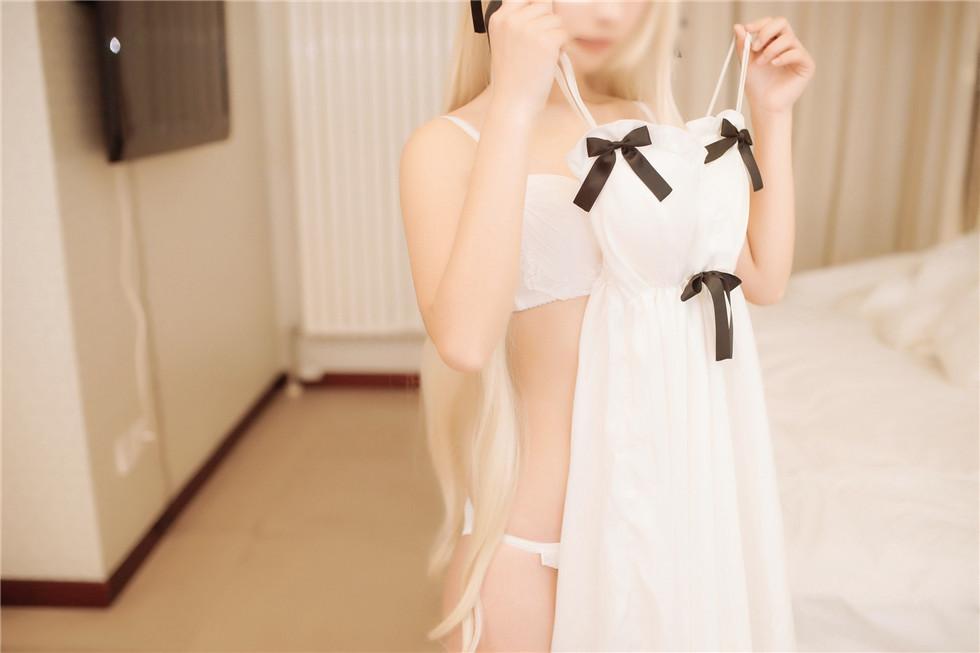 cosplay野穹妹